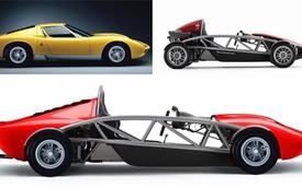 """Những chiếc xe """"lai"""" không bao giờ có mặt trên thị trường"""
